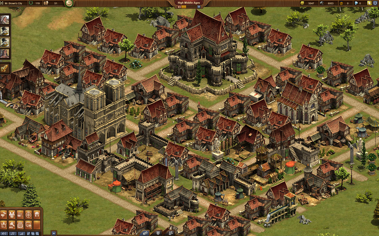 Forge of Empires Trailer The