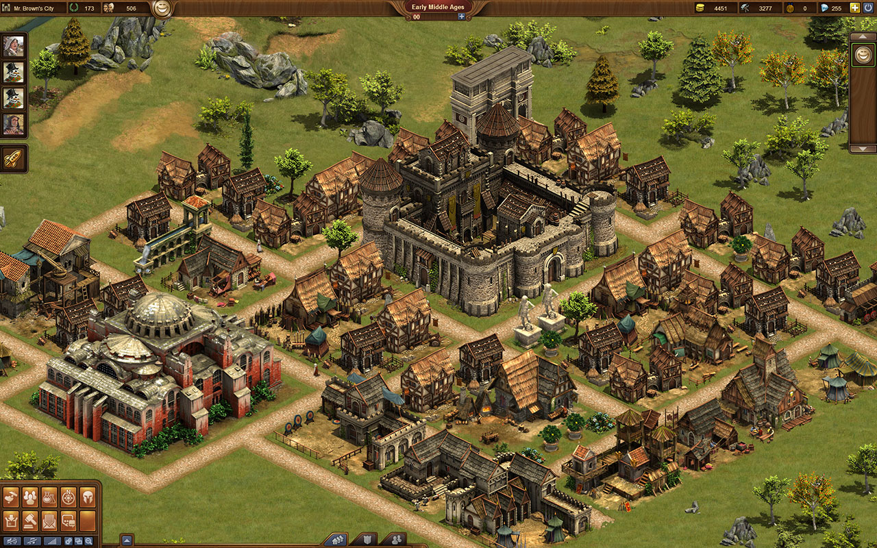 Free Online Strategy Game Forge Of Empires