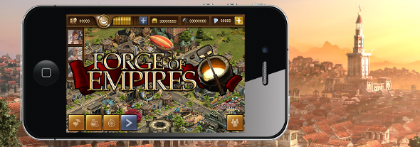 Play forge of empires iphone