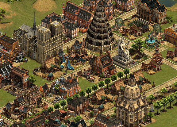 Getting Started: strategy game basics - Forge of Empires